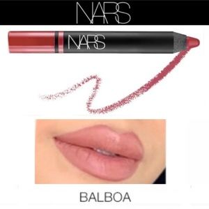 NARS Satin Lip Pencil BALBOA 9246